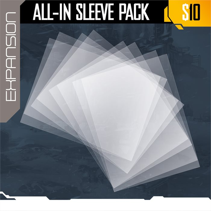 All-in Sleeve Pack