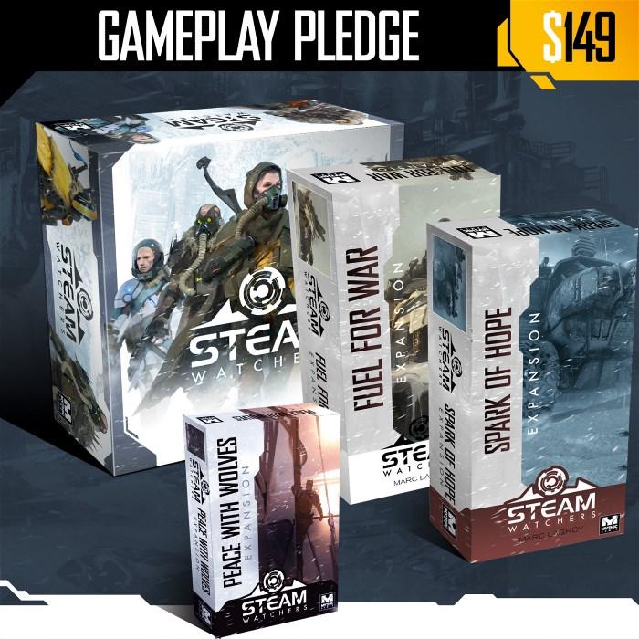 Gameplay Pledge