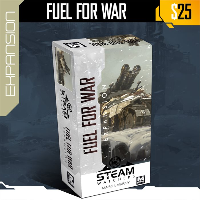 Fuel for war