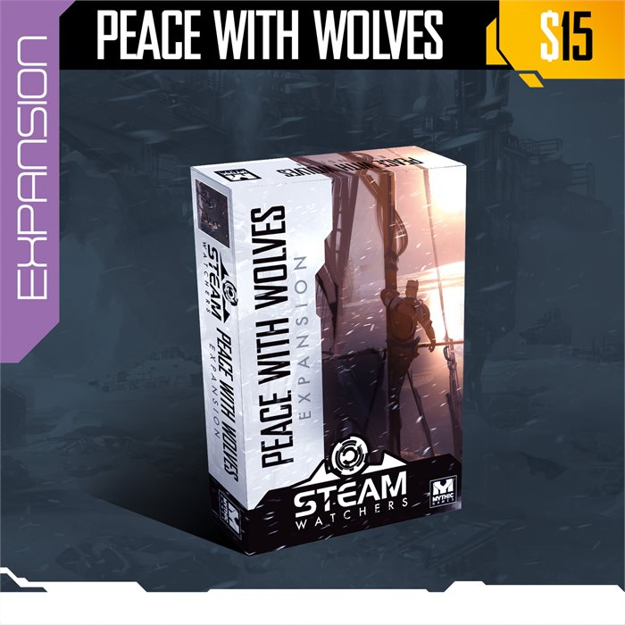 Peace with wolves