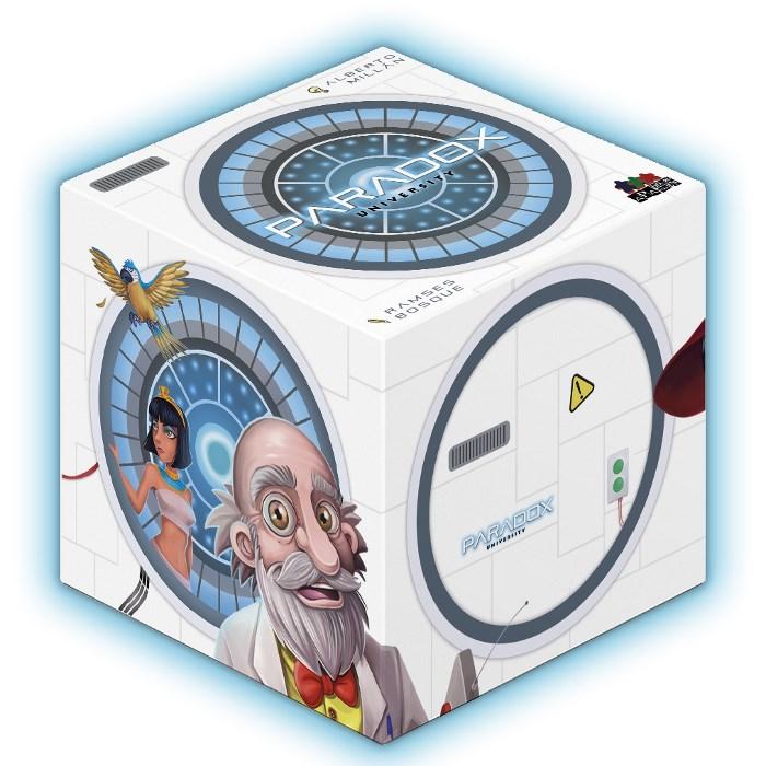 Paradox University Core Game
