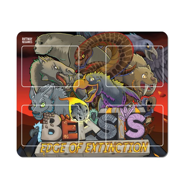 Beasts Play-mat (add-on)