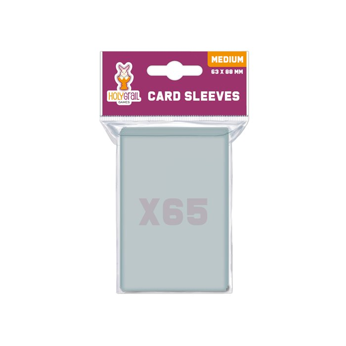Card Sleeves - Medium