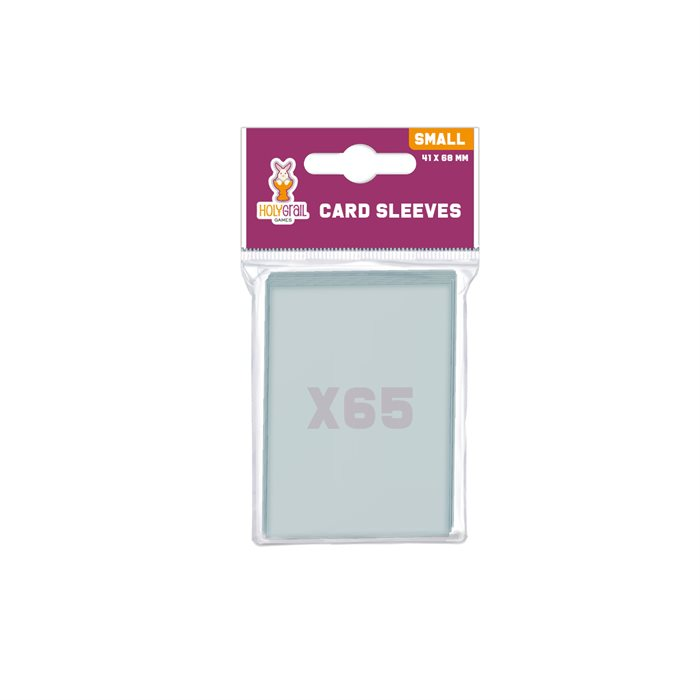 Card Sleeves - Small