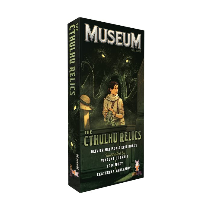 The C'thulhu Relics
