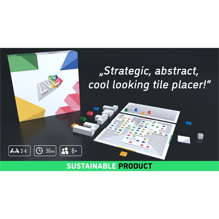 LVL³ - Board Game