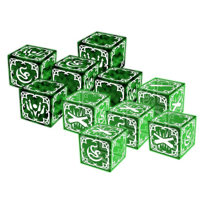 The Pariah Dice Set