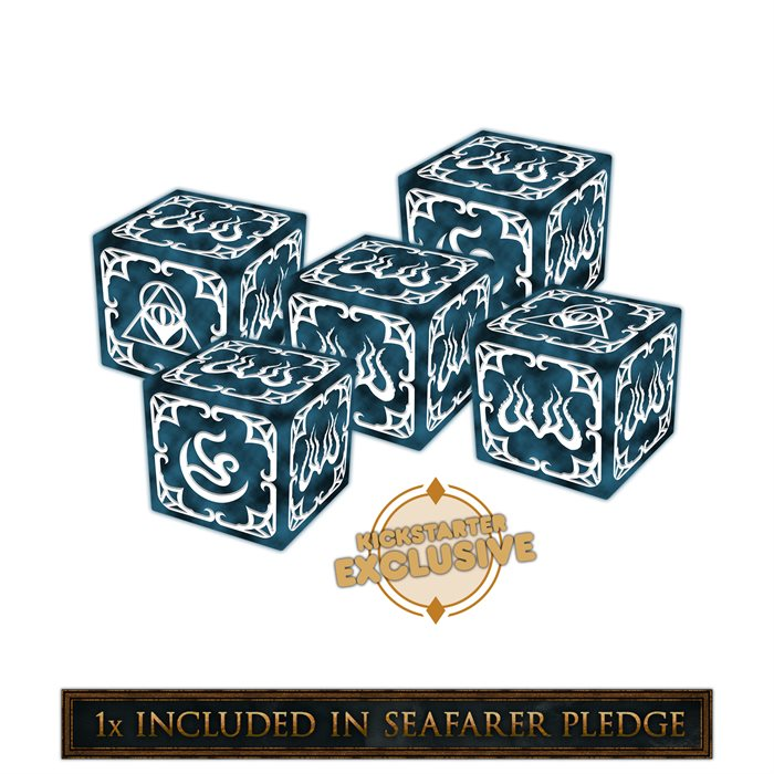 KS Exclusive Enemy Dice