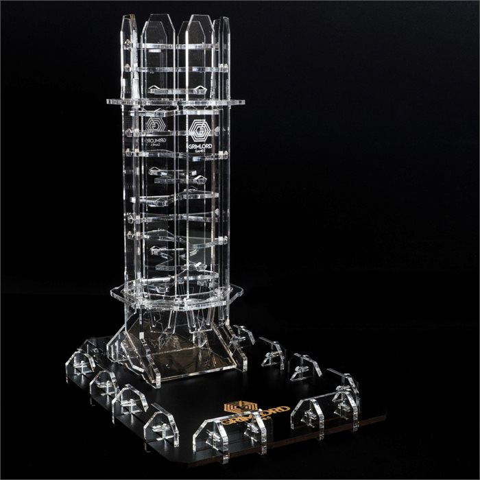 Grimlord Dice Tower
