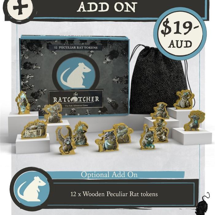 Peculiar Rat - Deluxe Upgrade Pack