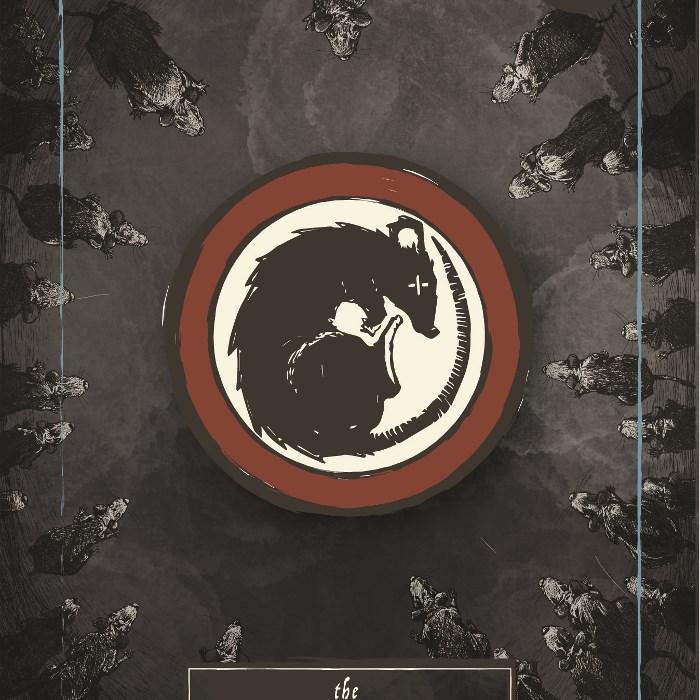 Ratcatcher Icon - Enamel Pin