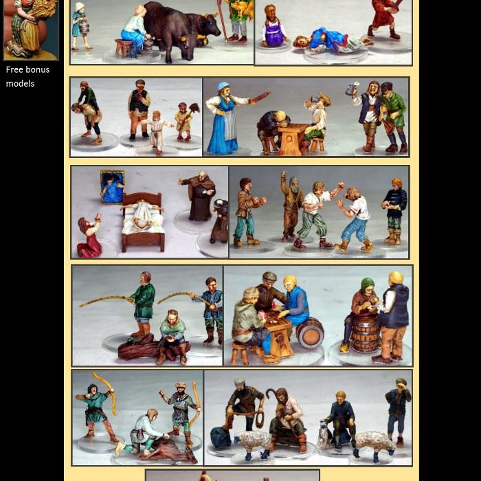 The Village pledge