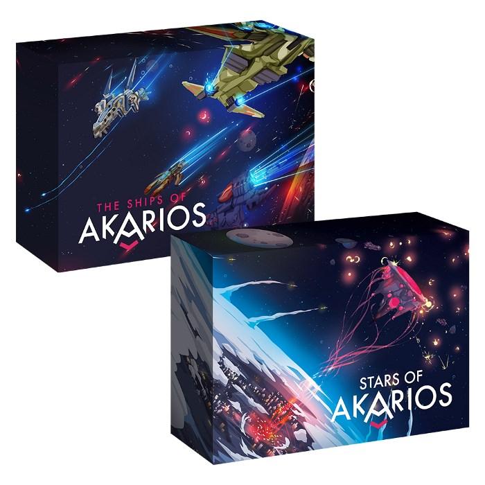 Stars of Akarios | Institute x5