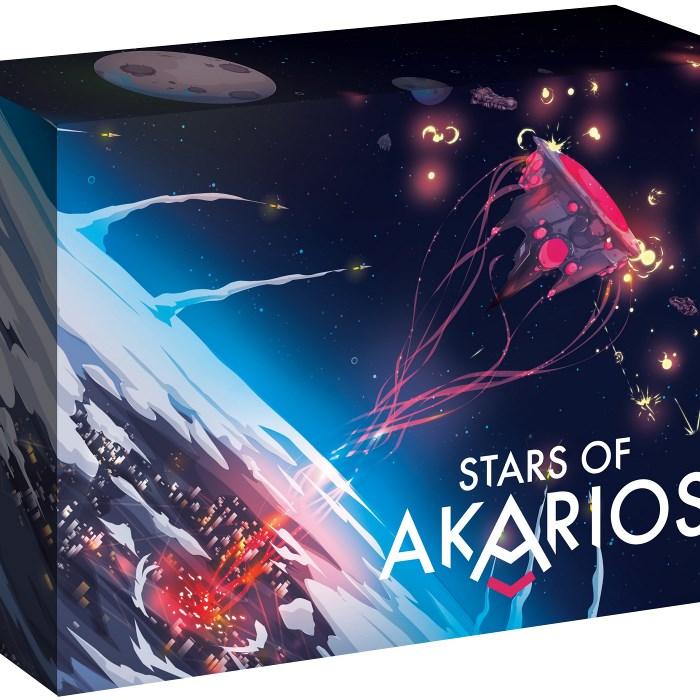 Stars of Akarios | Academy x5