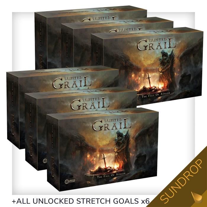 Group Pledge - Core box (sundrop)
