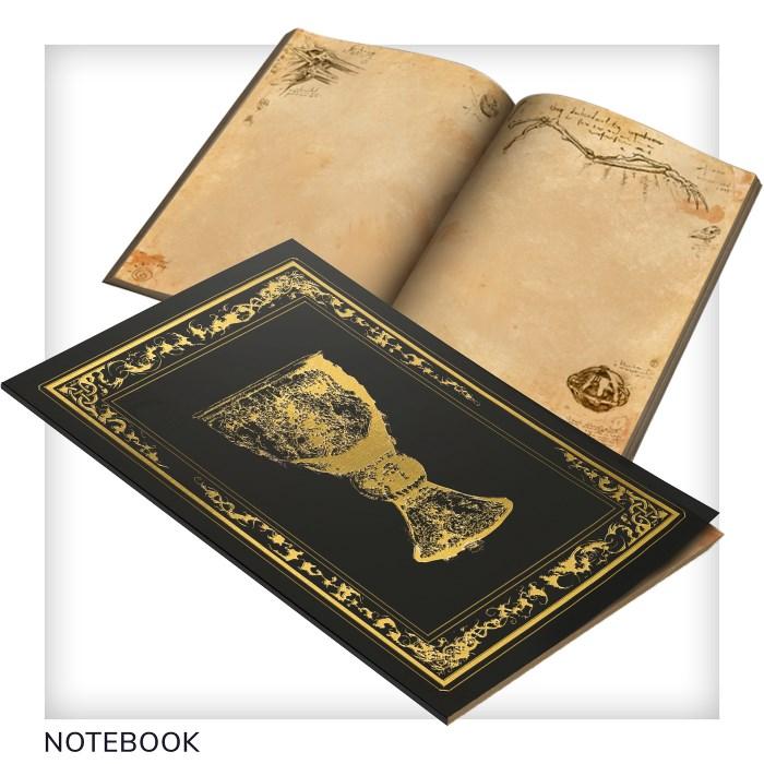Adventurer's Notebook