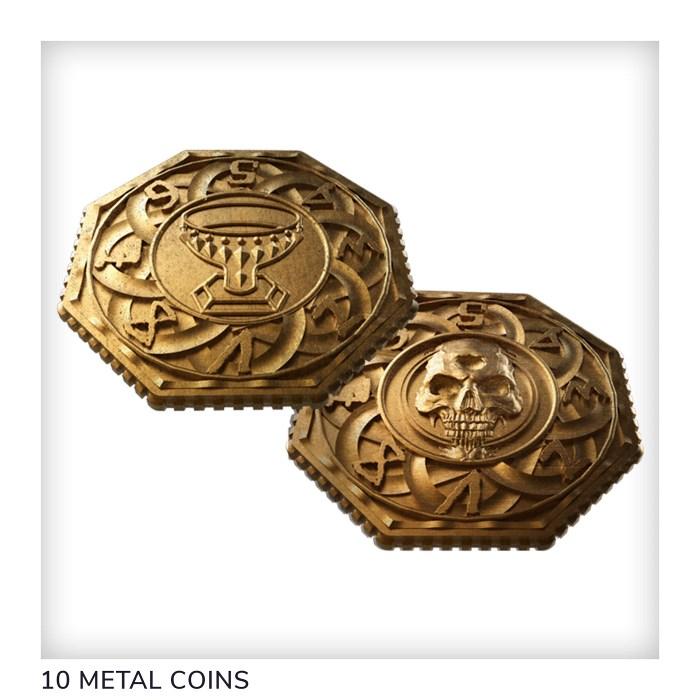 Metal Dials/coins
