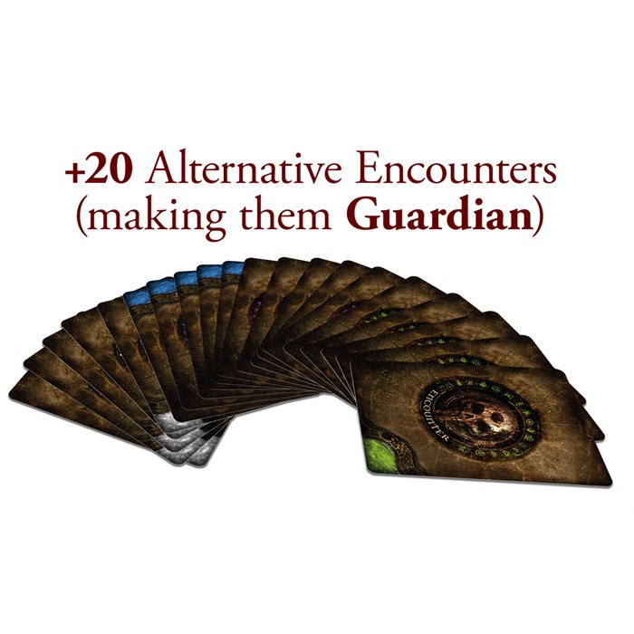 Past and Future Alternative Encounters Card Pack