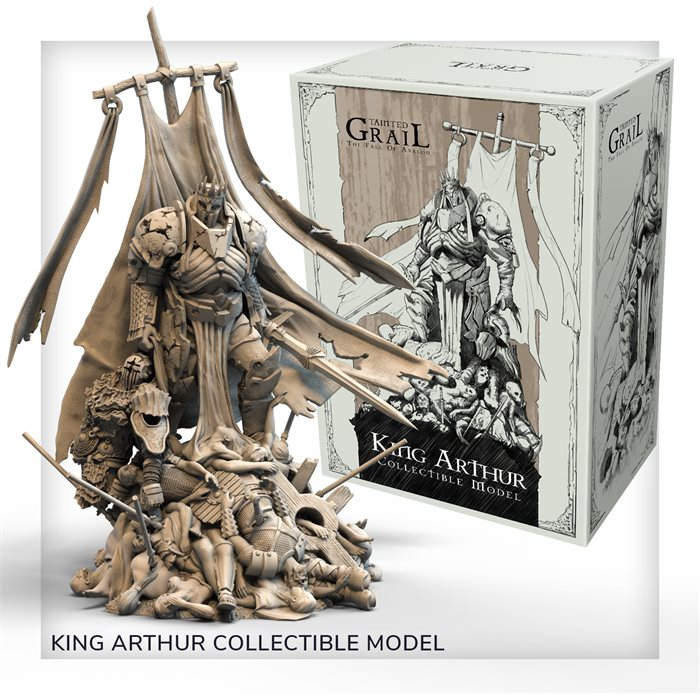 King Arthur (plastic)