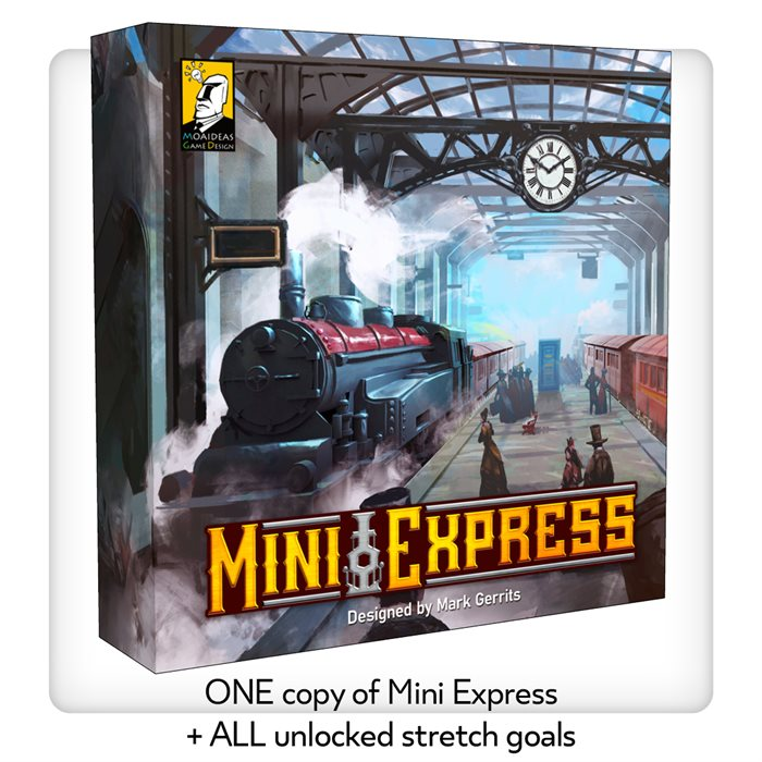 Limited Express Train