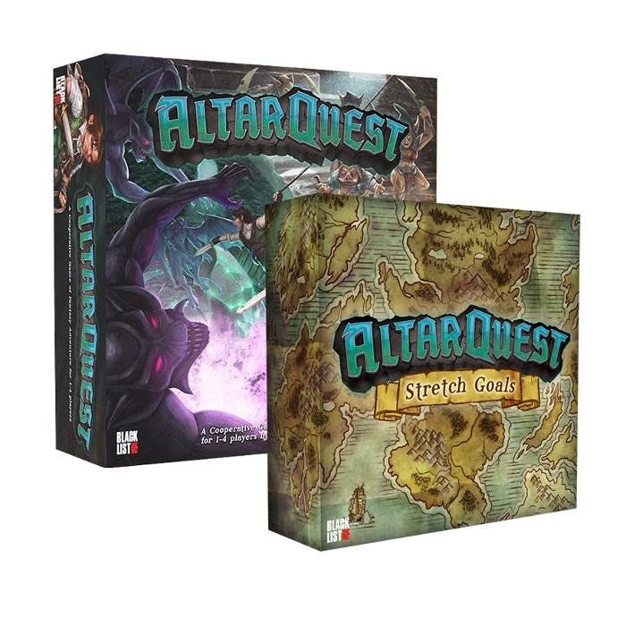 """Altar Quest - """"Quest Tier Pledge"""" (Late Pledge Limited Quantities)"""