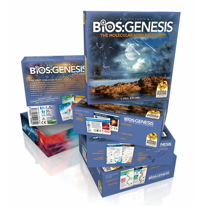 Bios: Genesis 2nd edition