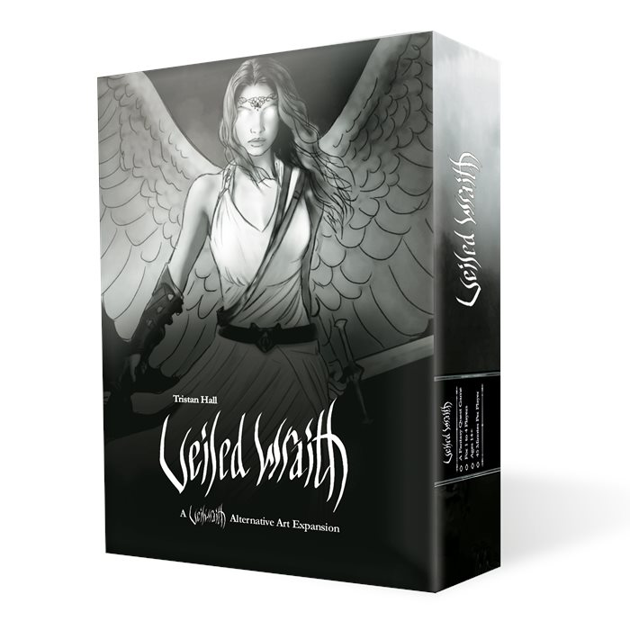 Veiled Wraith: Alternate Art Pack