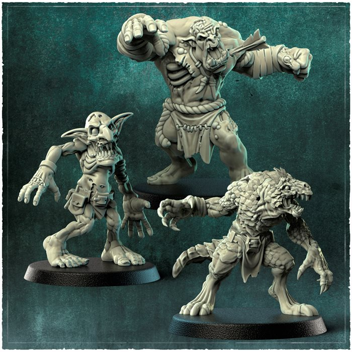 Other Zombies Pack 2