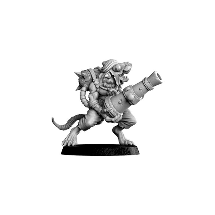 Pi'Rats Thrower 1