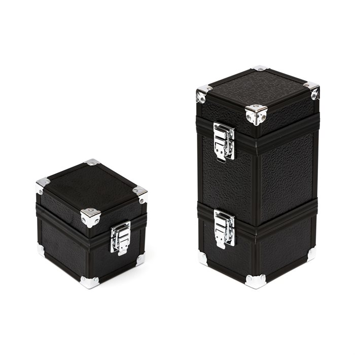 The Monolith - Stack-able Double Deck Box (Full Metal Exterior)