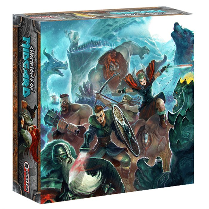 Champions of Midgard Jarl Collector's Box