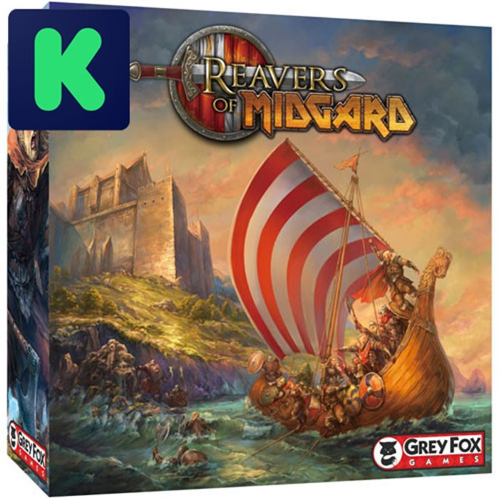 Reavers of Midgard Kickstarter Edition