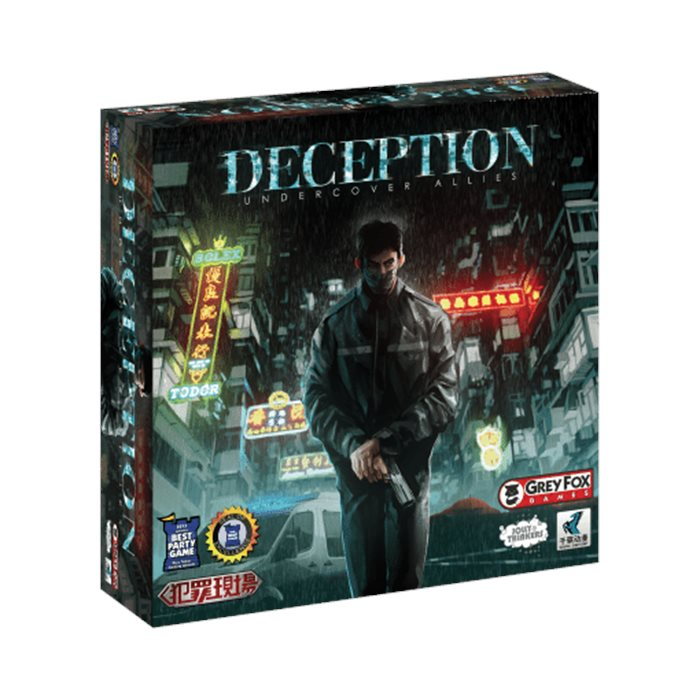 Deception : Undercover Allies