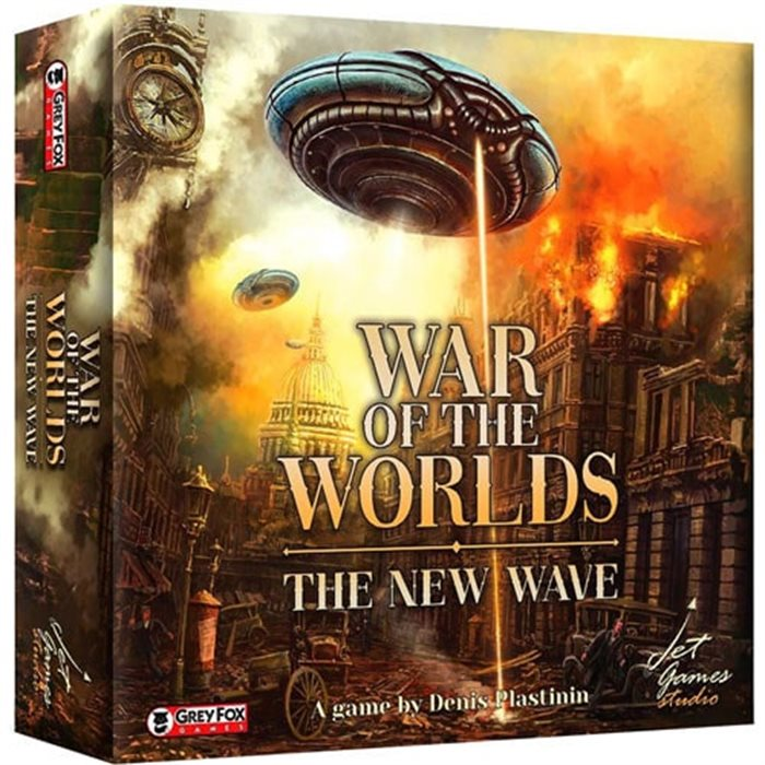 War of the Worlds : The New Wave
