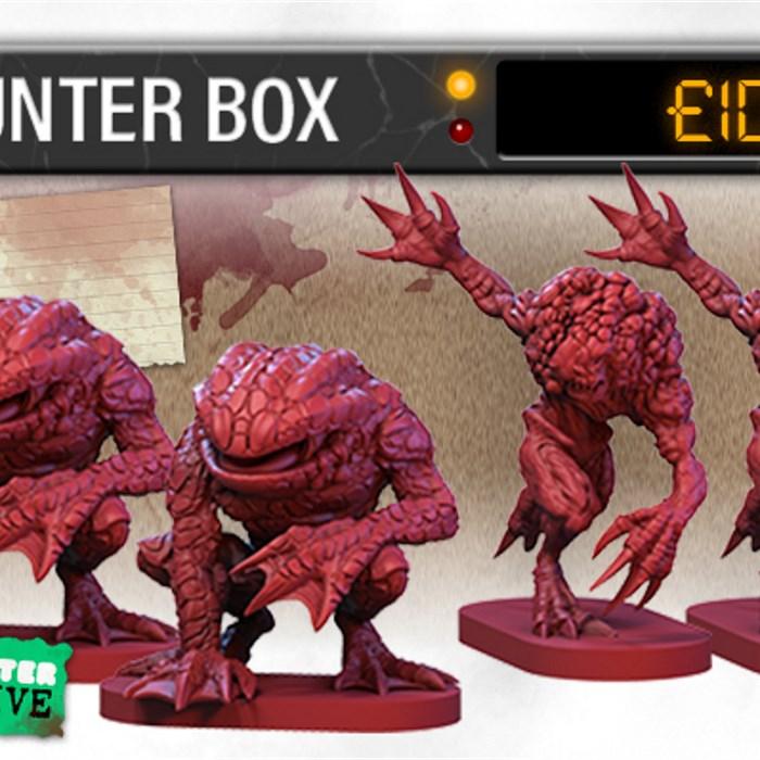 Hunter Monster Box