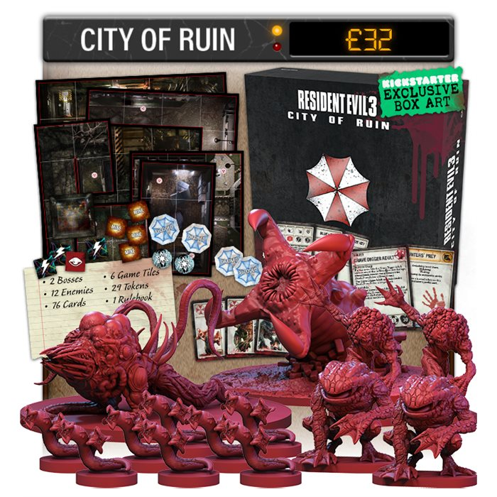 City of Ruin Expansion