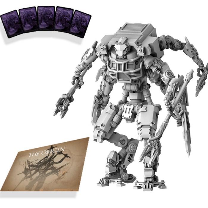 Destiny Titan - Rha-Zack A.I.