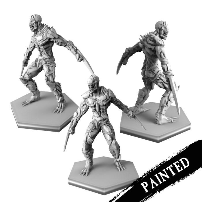 Painted berserkers 2