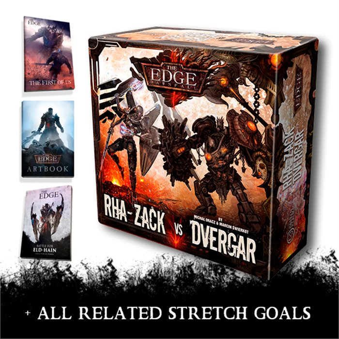 Collector Box - Rha-zack vs Dvergar