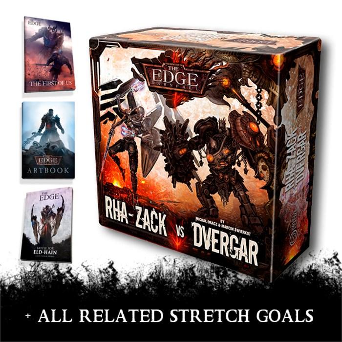 Collector Box - Rha-zack vs Dvergar