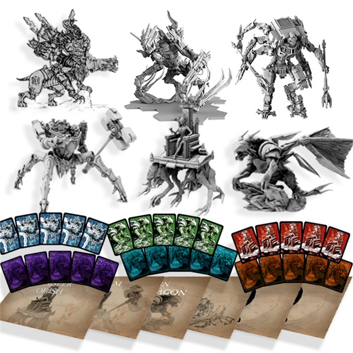 All Bosses bundle