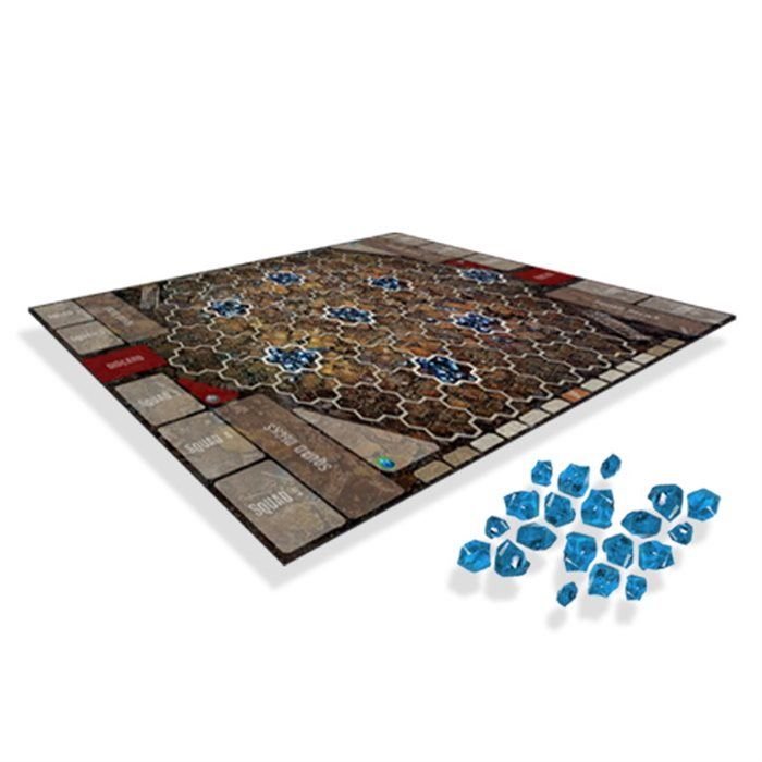 Upgrade conflict box to 3-4 player