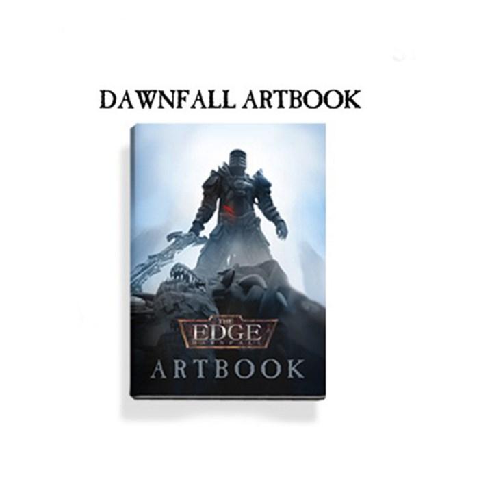 Dawnfall Artbook