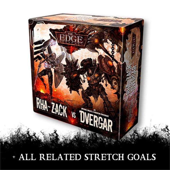 Rha-Zack vs. Dvergar