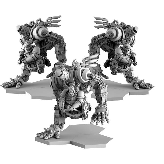 War crawler