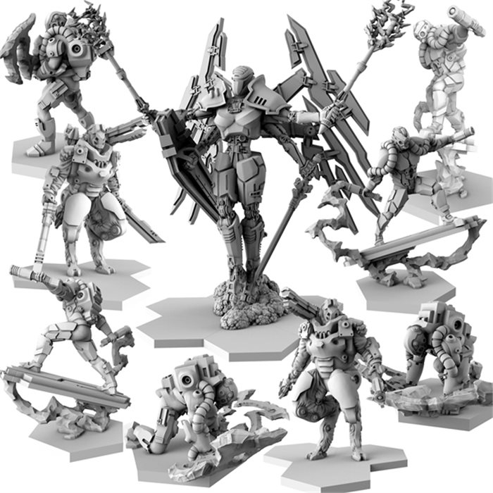 Rha-zack Faction Bundle