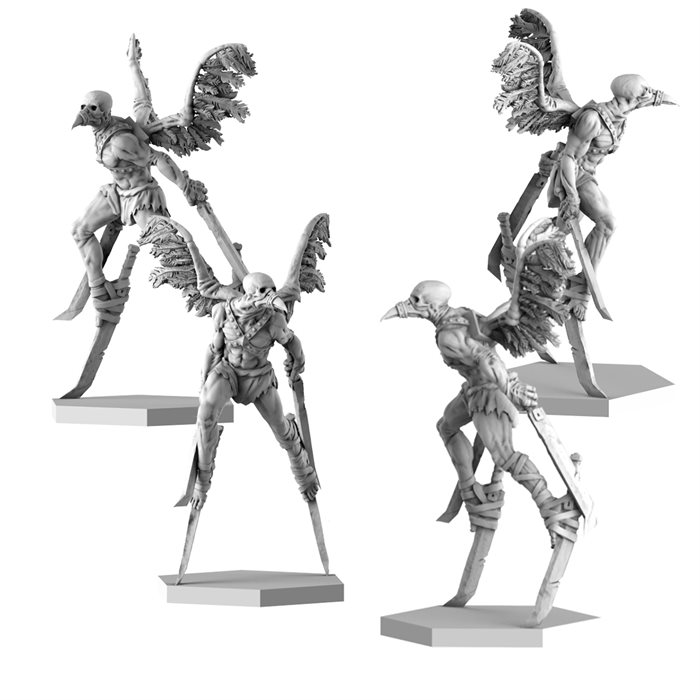 Crow cultists