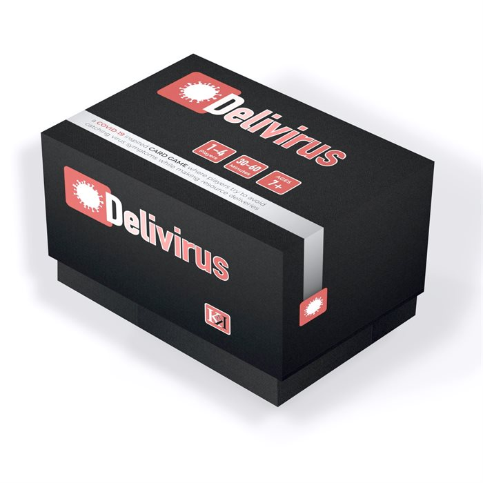 Delivirus - Base Game