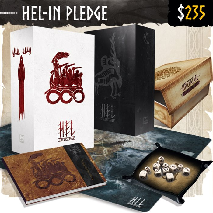 HEL-in pledge