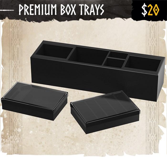 Premium Box Trays